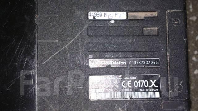 Блок управления телефоном. Mercedes-Benz E-Class, W210