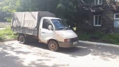 ГАЗ ГАЗель. Продам ГАЗель, тентованная, 1996г. р., 2 600куб. см., 1 500кг.