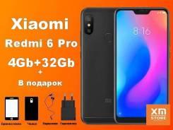 Xiaomi Redmi 6 Pro. Новый, 32 Гб