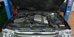 Двигатель в сборе. Toyota Land Cruiser, J100, UZJ100, UZJ100L, UZJ100W Compass Amazon 2UZFE. Под заказ