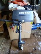 Breeze. 2,60л.с., 2-тактный, бензиновый, нога S (381 мм), 2017 год год