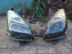 Фары правая и левая Toyota Ractis