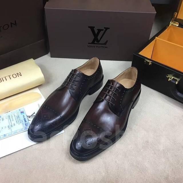 71ee65b17f49 Мужские туфли Louis Vuitton - Обувь во Владивостоке