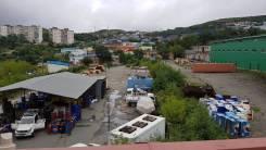 Производственная площадка 50 р. кв. м. Фото участка