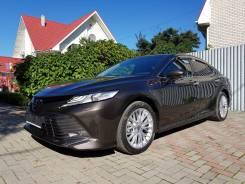 Аренда авто с водителем Toyota Camry ВЭФ Восточный Экономический Форум