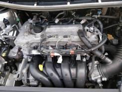 Двигатель в сборе. Toyota Auris Toyota Corolla Toyota Corolla Axio, ZRE142, ZRE144, NZE144, NZE141 Toyota Corolla Fielder, NZE144G, ZZE123G, NZE141G...