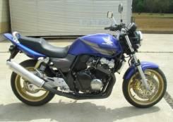 Honda CB 400SFVK. 400куб. см., исправен, птс, с пробегом