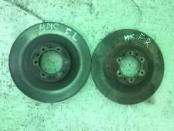 Диск тормозной. Mitsubishi Montero Sport, K90, K94W, K96W, K97WG, K99W