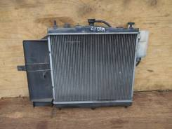 Радиатор охлаждения двигателя. Nissan Cube, Z11 Двигатели: CR14DE, CR14
