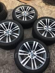 "BMW X5-X6 Шины Dunlop SP Winter Ice 02. 9.5/10.5x20"" 5x120.00 ET40/37 ЦО 74,1мм."