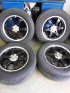 Bridgestone Dueler H/T. Летние, 2012 год, 20%, 4 шт