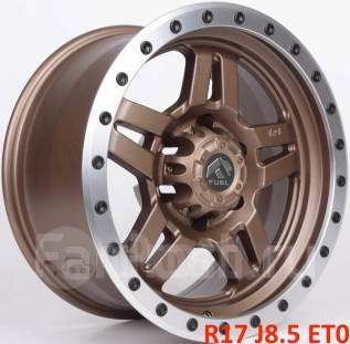 """Fuel Anza. 8.5x17"""", 6x139.70, ET0, ЦО 110,1мм. Под заказ"""