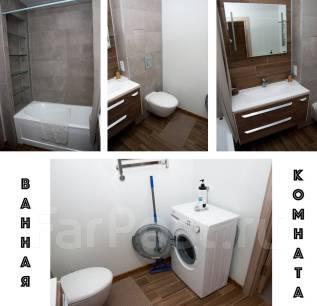2-комнатная, улица Чкалова 5. Вторая речка, частное лицо, 46,7кв.м. Ванная