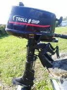 Troll. 2-тактный, бензиновый, нога S (381 мм), 2013 год год