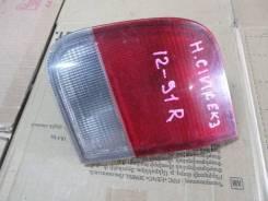 Стоп-сигнал Honda Civic, правый задний