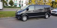 Volkswagen Caravelle. С водителем