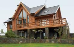 Строительство домов котелжей.
