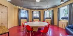Почасовая аренда зала для мастер-классов, игр, групповых занятий.