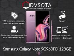 Samsung Galaxy Note 9. Новый, 128 Гб, Розовый, 4G LTE, Dual-SIM, Защищенный