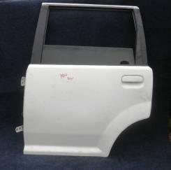 Дверь боковая. Mitsubishi eK-Sport, H81W Mitsubishi ek Custom, H81W Mitsubishi eK-Wagon, H81W Двигатель 3G83