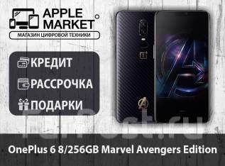 OnePlus 6. Новый, 256 Гб и больше, Черный, 3G, 4G LTE, Dual-SIM