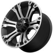 """Sakura Wheels. 9.0x18"""", 6x139.70, ET-15, ЦО 110,5мм."""