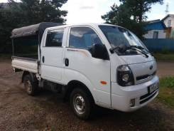Kia Bongo. Продаётся грузовик двухкабиник КИА Бонго 3, 2 497куб. см., 1 000кг., 4x4
