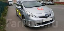 Toyota Prius a. Без водителя