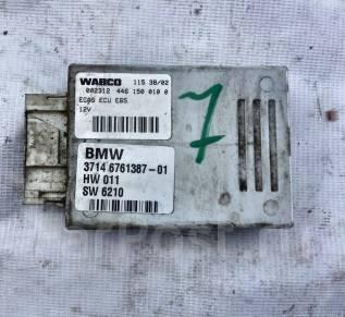 Эбу системы подачи воздуха на BMW 7