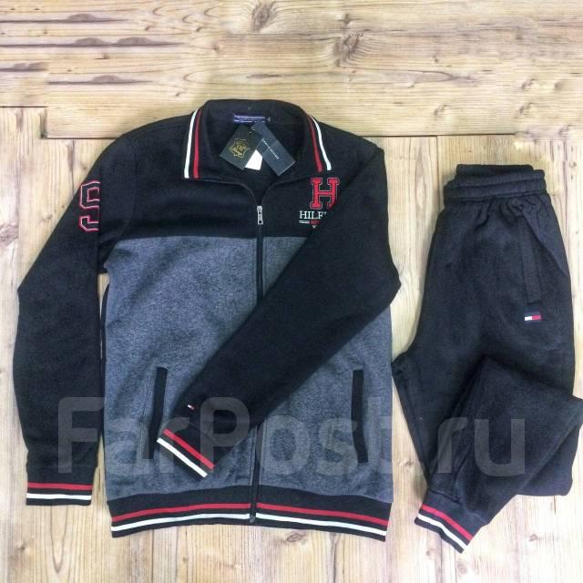 Демисезонный спортивный костюм Tommy Hilfiger, цвет Чёрный во Владивостоке e427ea0e442