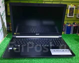 """Acer Aspire 7 A717-71G. 15.6"""", 2,5ГГц, ОЗУ 6 Гб, диск 1 000Гб, WiFi, Bluetooth, аккумулятор на 4ч."""