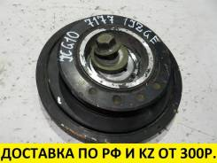 Шкив коленвала. Lexus: IS300, IS200, SC300, SC400, GS430, GS300, GS400 Toyota: Crown, Aristo, Soarer, Altezza, Chaser, Mark II Wagon Blit, Crown Majes...