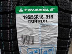 Triangle Group PL01. Зимние, без шипов, 2017 год, без износа, 4 шт