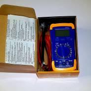 Точный цифровой мультиметр (амперметр, вольтметр) A830L!