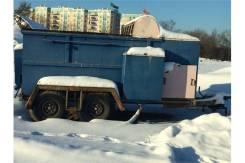 СПУ-10, 2012. Снегоплавильная установка СПУ-10