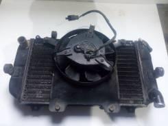 Вентилятор радиатора Yamaha trx 850