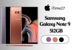 Samsung Galaxy Note 9. Новый, 256 Гб и больше. Под заказ