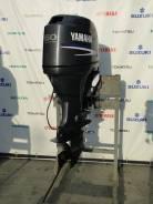 Yamaha. 60,00л.с., 4-тактный, бензиновый, нога L (508 мм), 2006 год год