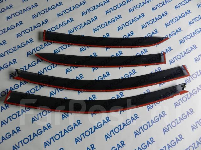 Дефлекторы боковых окон (Ветровики) Allion 260, Premio 260 - GT и