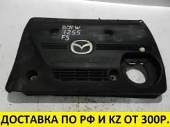 Крышка двигателя. Mazda Premacy, CP, CP8W, CPEW Mazda Familia, BJ3P, BJ5P, BJ5W, BJ8W, BJEP, BJFP, BJFW, YR46U15, YR46U35, ZR16U65, ZR16U85, ZR16UX5 M...