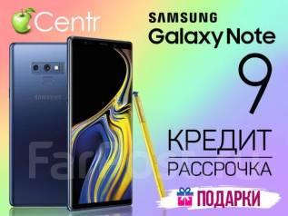 Samsung Galaxy Note 9. Новый, 128 Гб, Черный, 3G, 4G LTE, Dual-SIM, Защищенный
