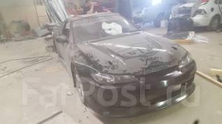 Обвес кузова аэродинамический. Nissan Silvia, S15