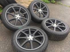"NZ Wheels F-5. 7.0x17"", 5x100.00, ET45"