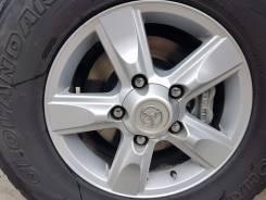 "Toyota. 8.0x17"", 5x150.00, ET60, ЦО 110,1мм."