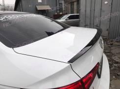 Спойлер. Audi A4