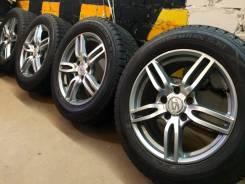 """Колеса Sport Technic r18+ зима Dunlop 255/55/18. 8.0x18"""" 5x130.00 ET55"""