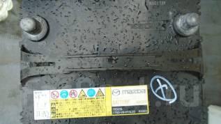 Аккумулятор. 75А.ч., Обратная (левое), производство Япония