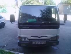 Atlas. Продется грузовик Hiccah Atlac, 2 000куб. см., 1 500кг.