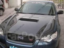 Накладка на фару. Subaru Legacy, BL, BL5, BL9, BLE, BP, BP5, BP9, BPE, BPH