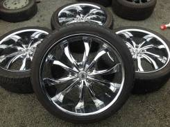 "Крутейшие колёса на LX570, LX450, TLC200. 295/35R24 Lexani 5x150. 10.0x24"" 5x150.00 ET45"